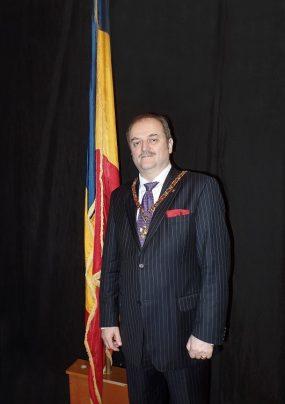Stelian Nistor, 33º Suveranul Mare Comandor Ritul Scoțian Antic și Acceptat din România