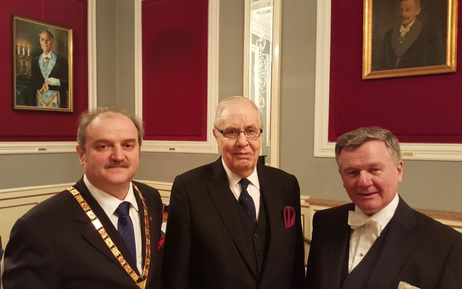 Stelian Nistor + Alan Englefiend + Eberhard Desch